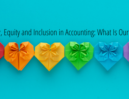 Diversity, Equity and Inclusion in Accounting: What Is Ours to Do?