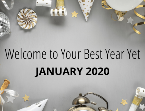 Welcome to Your Best Year Yet