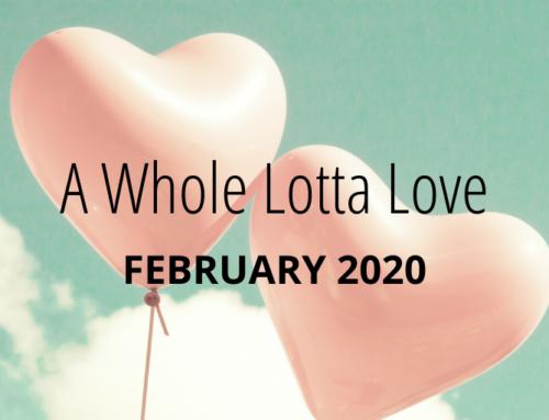 A Whole Lotta Love