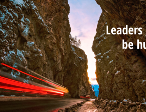 How can struggle make you a better leader?