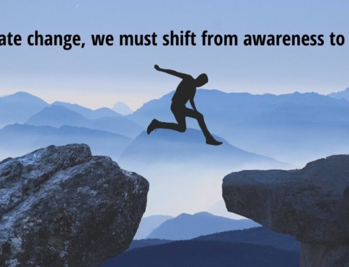 Shifting from awareness to action