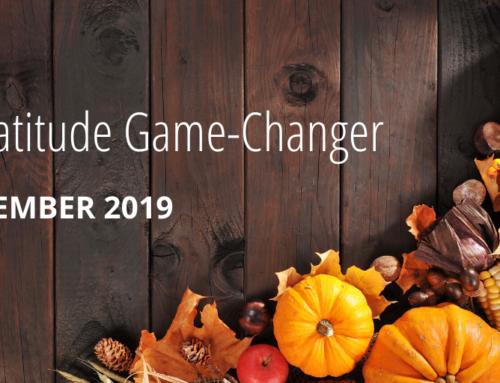 A Gratitude Game Changer