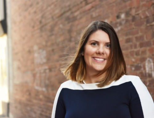 Lindsay Stevenson is One of the 40 Under 40!
